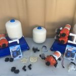 We have a good selection of low volt automatic demand diaphragm pumps and pump kits available.